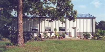 Custom Steel Residence