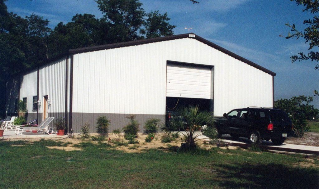 Steel Building Workshop