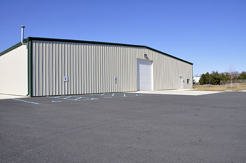 Agriculture Steel Buildings