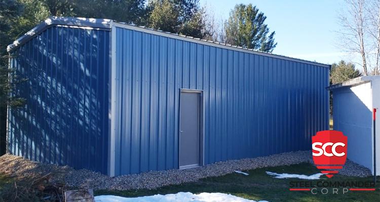 Steel Buildings For Sale