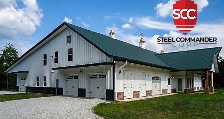 Prefabricated Steel Building Homes
