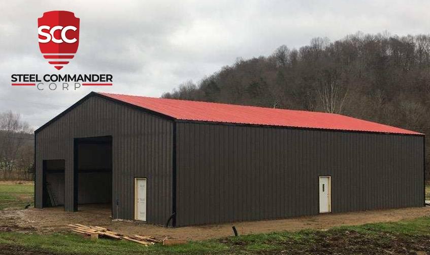 Steel Building Garage Kits