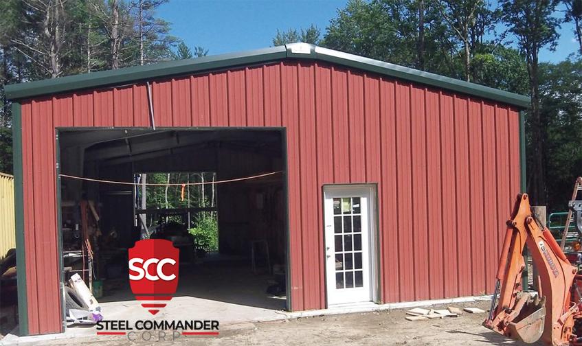 Steel Building For Sale
