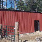 Steel Building Home